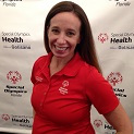Alumna uses Arnold School degree to address health disparities as director with Special Olympics Florida
