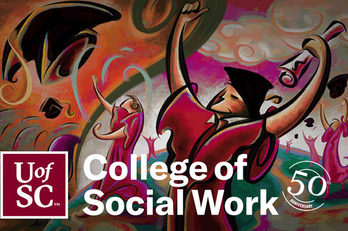 University of South Carolina College of Social Work 50th Anniversary