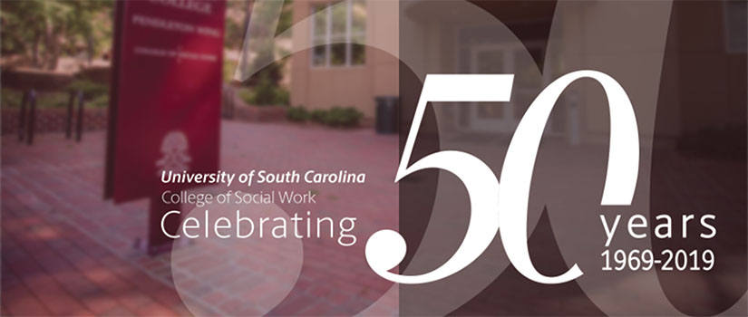 The College of Social Work is celebrating our 50th anniversary in 2019.