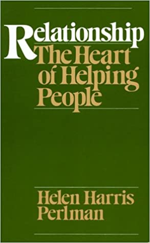 Book Cover: Relationship: The Art of Helping People
