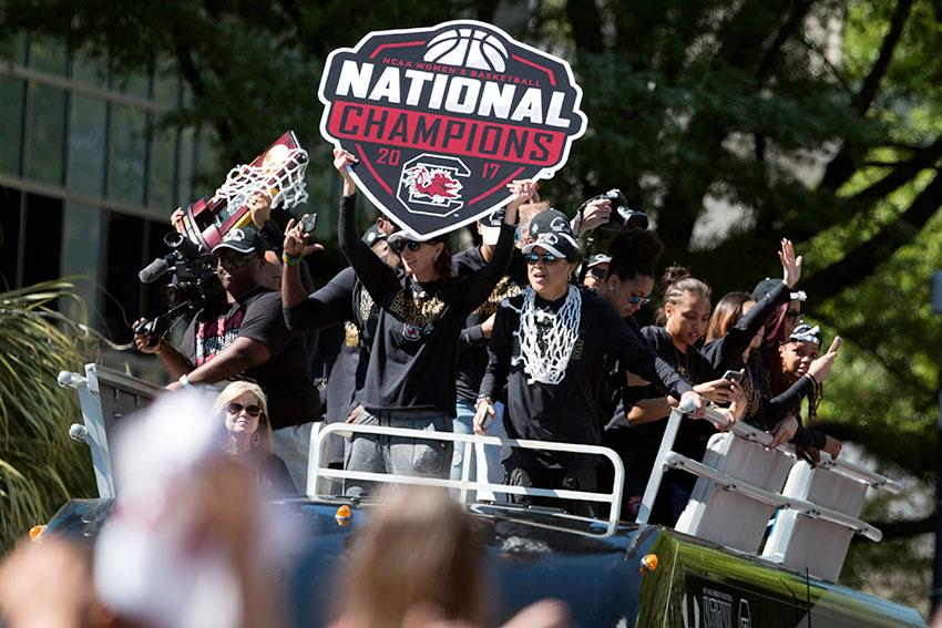 National Championship Parade