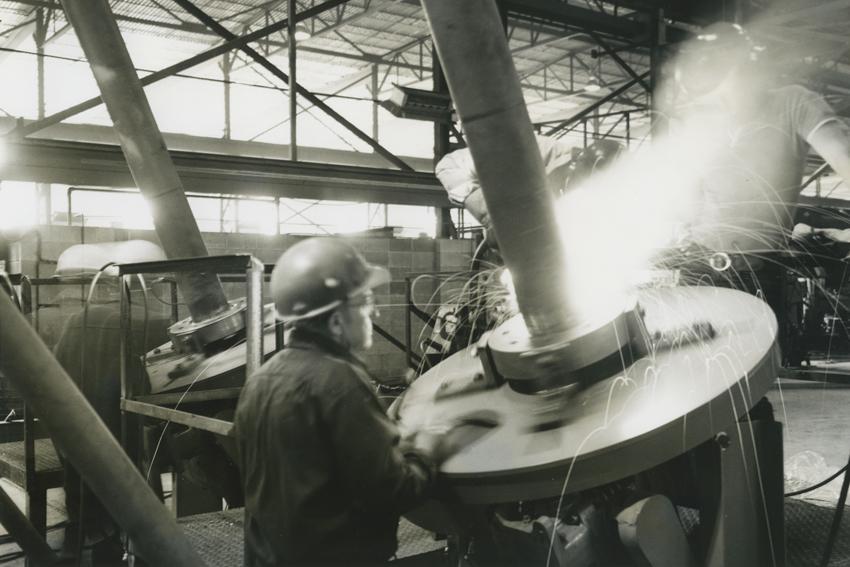 Library Kline Steel