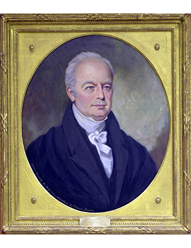 William Johnson Jr portrait