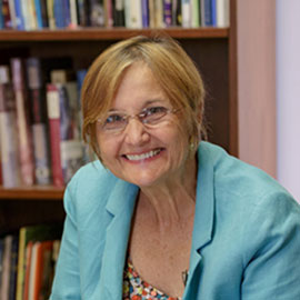 Photo of Sue Heiney