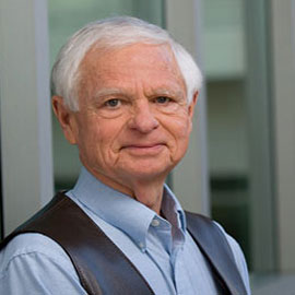 Ralph White, chemical engineering professor