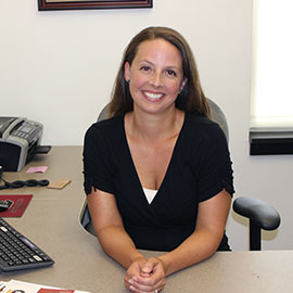 Susan Yeargin, associate professor of athletic training