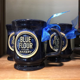 Blue Flour Bakery coffee mug