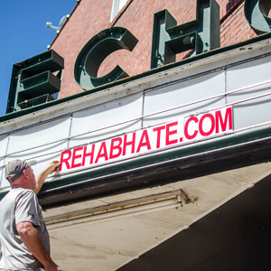 Echo Theater in Laurens, South Carolina