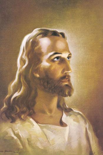 Sallman's 'Head of Christ'