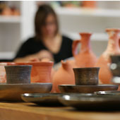 Rush order: Egyptian pottery to go