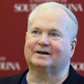 Pat Conroy: 'My papers belong here'