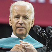VIDEO: VP Joe Biden delivers commencement address
