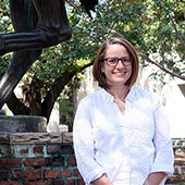 Meet new faculty member Kortney Sherbine, education