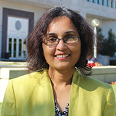 Meet new faculty member Shamia Hoque