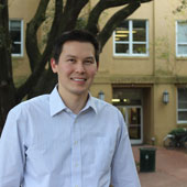 Meet new faculty: Sean Yee, mathematics and instruction and teacher education