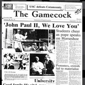 Page of Daily Gamecock