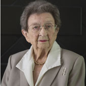 Sarah Leverette, a 1943 graduate of the University of South Carolina School of Law, enjoyed a long and productive legal career, even serving as the law school's first female faculty member.