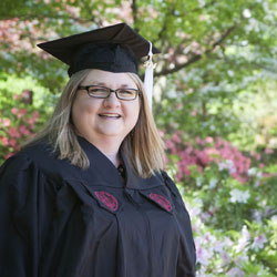 Michelle Knight's 18-year journey towards a college degree has redefined the life of this University of South Carolina employee and forever changed those she loved.