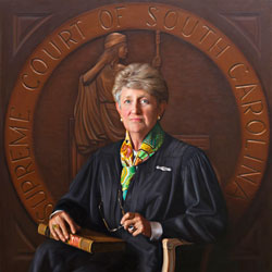 Chief Justice Jean Toal